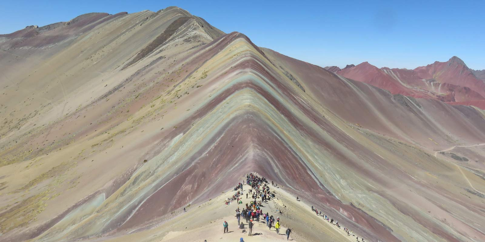 Rainbow Mountain tour