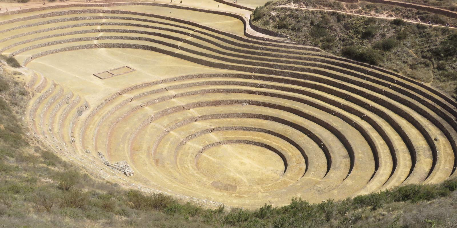 Moray Inca site