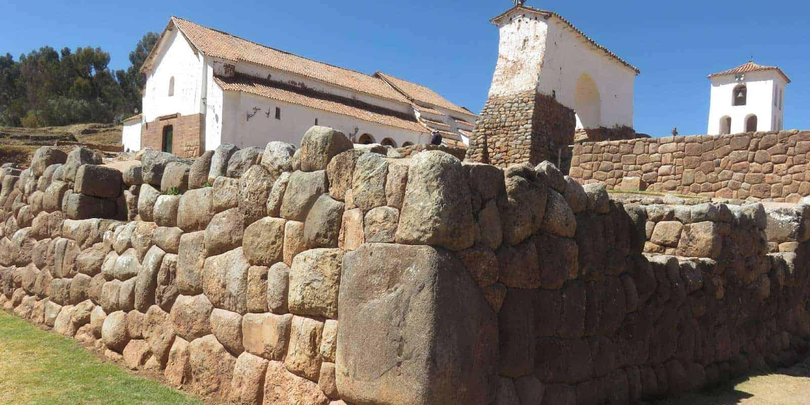 Chinchero sacred valley cusco