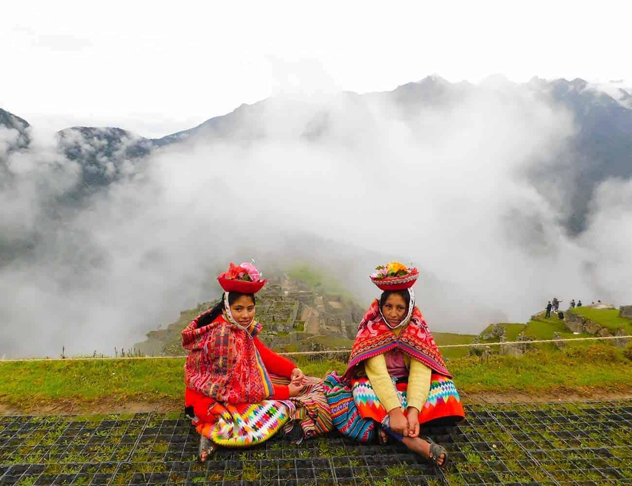 Machu Picchu by train from Cusco