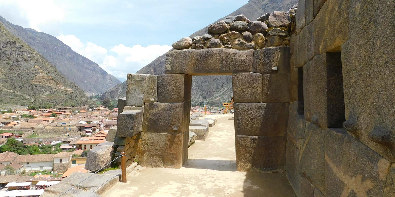 Sacred Valley tour from Ollantaytambo