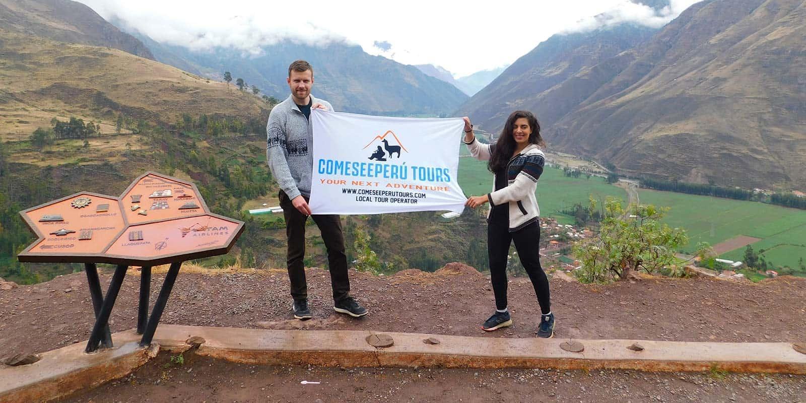 Alpaca farm Sacred Valley tour