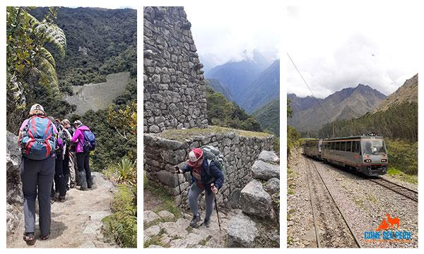Machu Picchu 1 Day Inca Trail