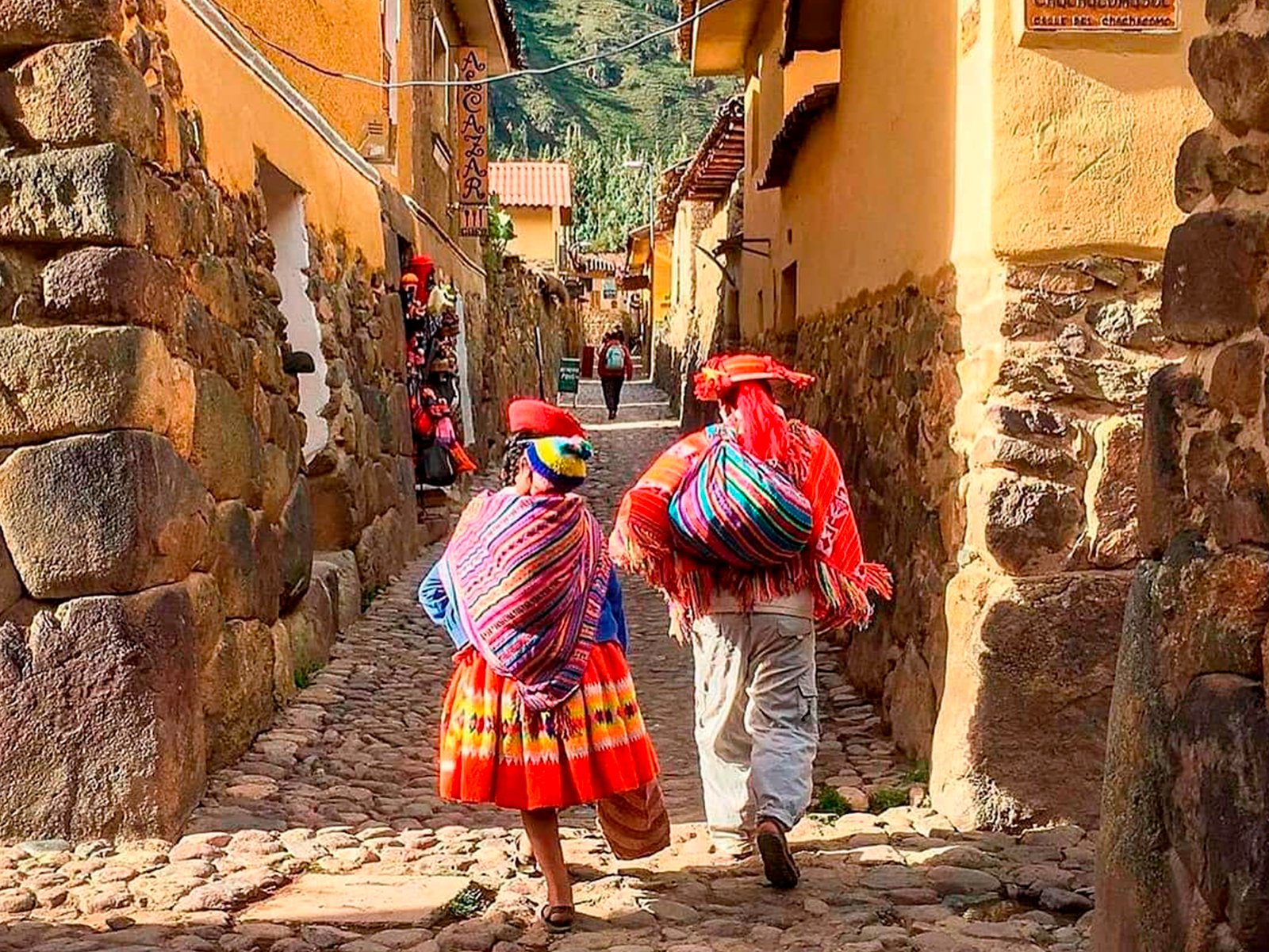 Pisac/Sacred Valley