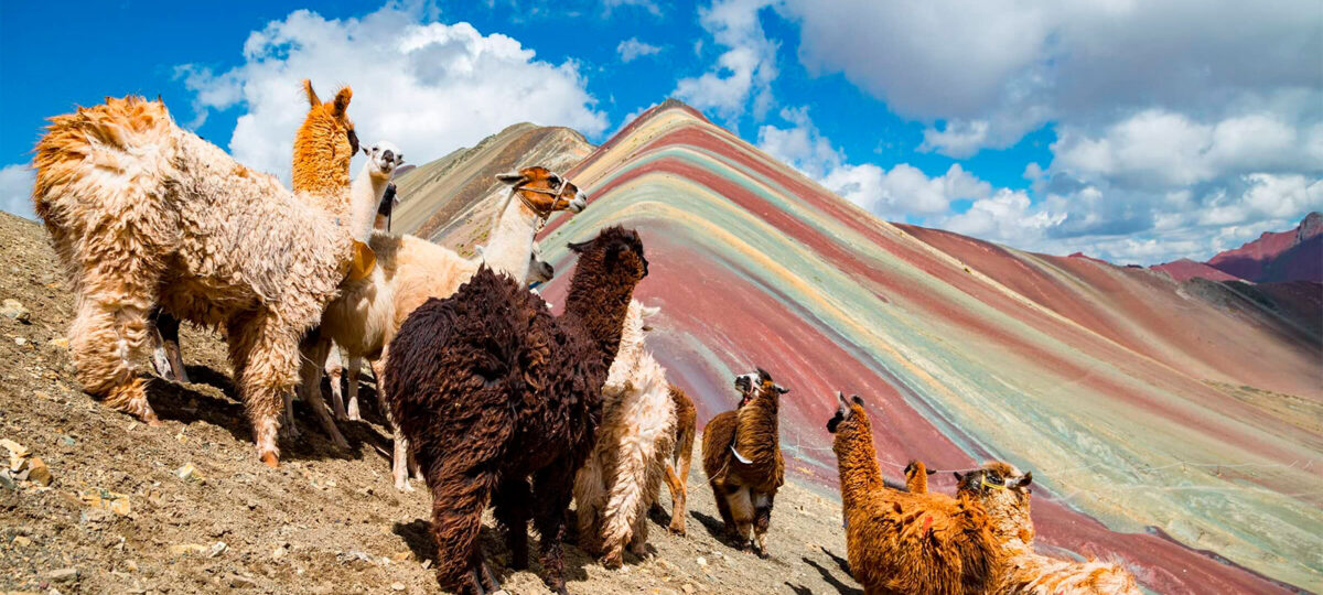 Rainbow Mountain After Covid-19