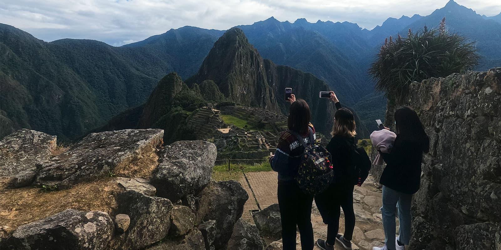 Machu Picchu Photos